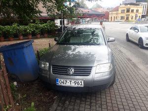 Volkswagen Passat 5 plus 5+ higeline