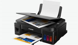 Kolor printer kopir skener Canon Pixma G2410 USB