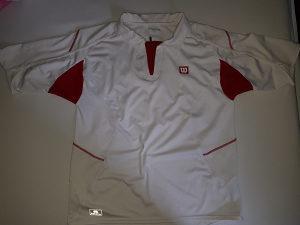 Wilson majica za tenis Velicina S