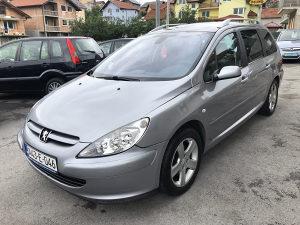 Peugeot 307 1.6 hdi reg do 03/2019-uradjen vel.servis