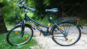 Biciklo vortex