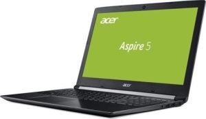 "Acer Laptop Aspire 5 17.3"" 8GB /8250U/SSD"