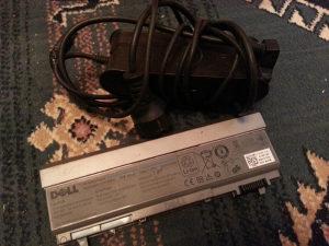 Baterija i punjac dell e6400