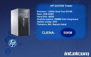 HP DC5700 Tower Dual Core