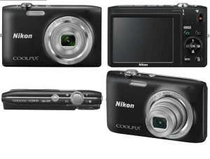Nikon coolpix S2800 digitalni fotoaparat