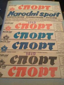 Narodni sport 1949