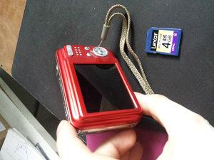 Digitalna kamera FinePix AV220