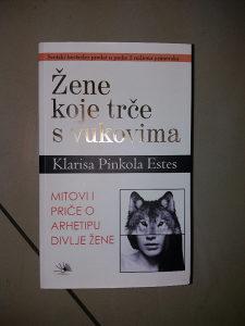 Knjiga Zene koje trce s vukovima