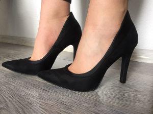 Cipele zenske 37, CATWALK, crne, stvarno najbolja cipela na svijetu
