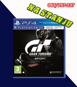 Gran Turismo Sport (NA STANJU) Day One Edition PS4