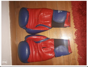 Boxerske rukavice