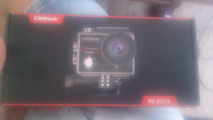 Action Camera 16MP 4K WiFi Waterproof Sports Camera