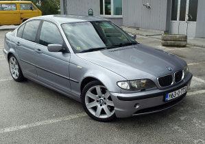 BMW e46 330d 150kw 2004