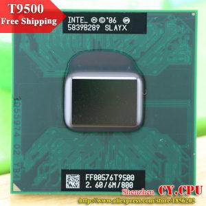 Procesor T9500(6MCache,2.60GHz)za LAPTOP