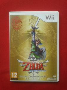 Nintendo Wii igra Zelda Skyward Sword
