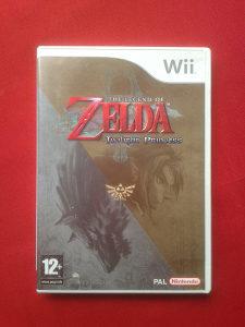 Nintendo Wii igra Zelda Twilight Princess
