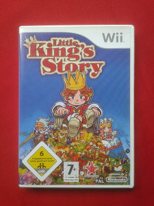 Nintendo Wii igra Little King's Story