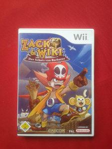 Nintendo Wii igra Zack & Wiki