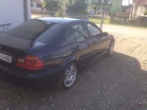 BMW 318i e46m-optic
