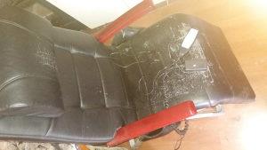 Masazna stolica...