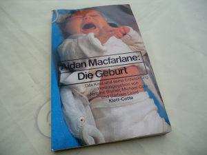Die Geburt , Aidan Macfarlane