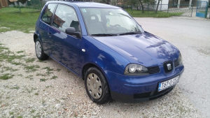 SEAT AROSA 1.4 TDI 2001. god klima