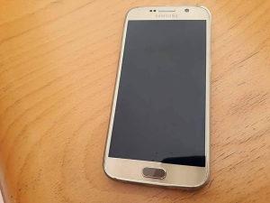 Samsung s6 gold perfekt stanje