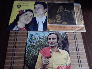 3 singla - mileta nikolic,ivkovic,spomenka avramovic
