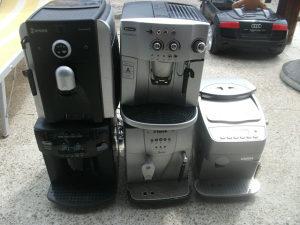 Kafe aparati 5 komada sve u kompletu