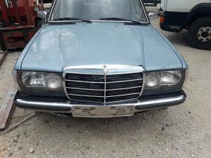 Mercedes 123 240d