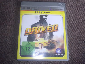 DRIVER San Frtancisco PS3