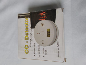 Detektor ugljen monoksida