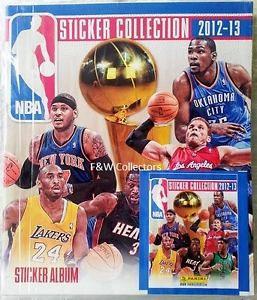 Album Panini NBA 2012-2013