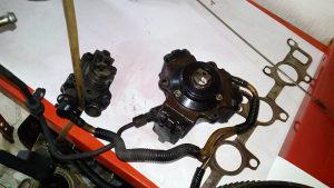 mercedes sprinter pumpa visokog pritiska