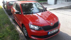 Škoda Fabia 2017