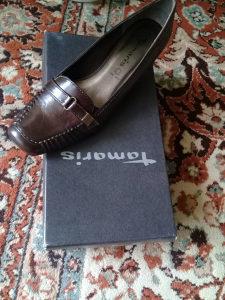 Tamaris kozne cipele nove