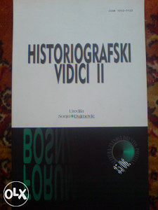 HISTORIOGRAFSKI VIDICI II