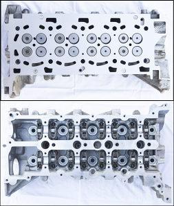 Glava motora Laguna 2.0 dCi 2006g.