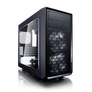 Fractal Design Kućište za računar Focus Mini G Crno