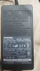 Toshiba adapter