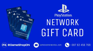 PSN | Gift Card | Playstation PLUS | UK/AT/DE/US