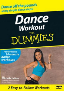 Dance Workout for Dummies- DVD