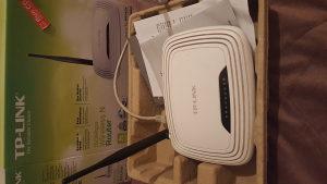 Tp link ruter wifi wireless