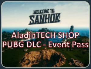 STEAM / PUBG DLC - EVENT PASS SANHOK / GIFT