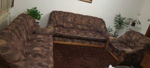 Garnitura TDF Trosjed dvosjed fotelja