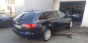 Audi A6 2,7 tdi quattro 2.7 V6 2007 c6 a 6 s6 Full