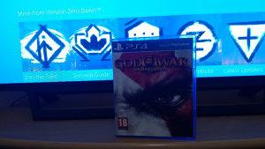 God of war 3 III PS4 Remasterd