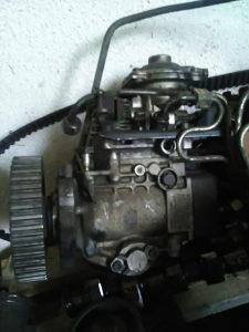 Bosch pumpa golf 2