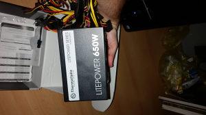 Thermaltake litepower 650W(230V)