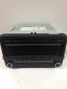 RADIO VW GOLF VI > 08-12 1K0035186AN